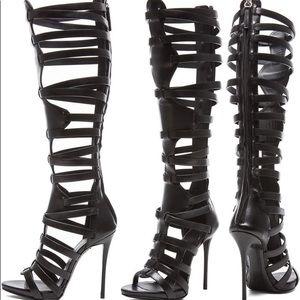 Giuseppe Zanotti Design Gladiator/Caged Sandals